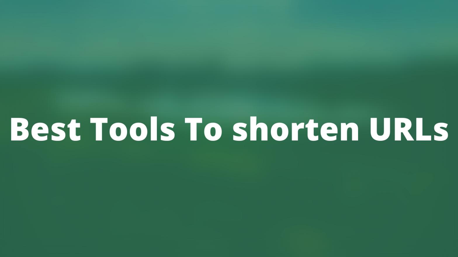 Best URL Shorten